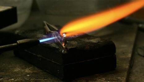 Final heating