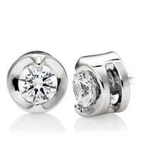 diese ohrringe mit diamanten sind das perfekte geschenk f r damen mit sti. Black Bedroom Furniture Sets. Home Design Ideas